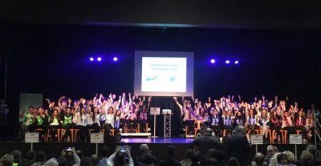 Remise des diplômes – Lycée Saint Sorlin