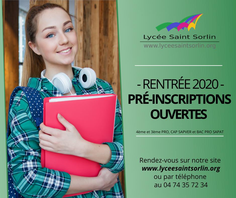 Pré-Inscriptions-LSS